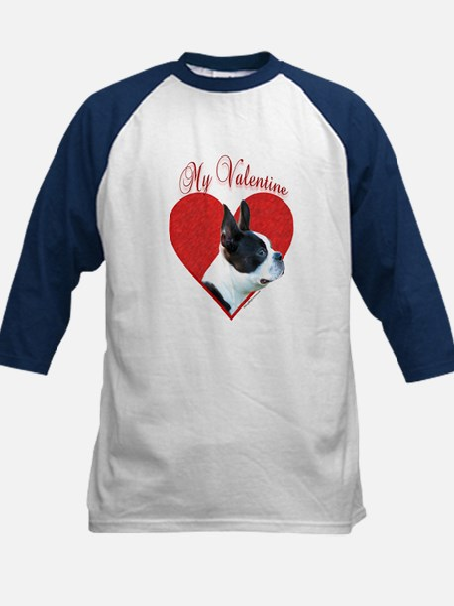 Boston Valentine Kids Baseball Jersey