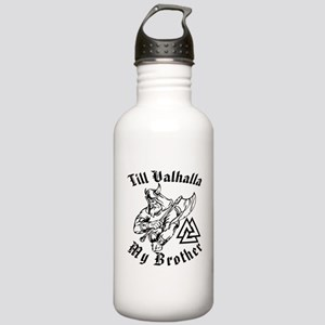 Till Valhalla My Broth Stainless Water Bottle 1.0L