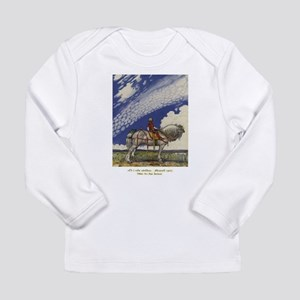 "John Bauer, ""Ut i Vida V& Long Sleeve T-Shirt"
