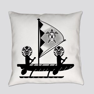 THE VOYAGE Everyday Pillow