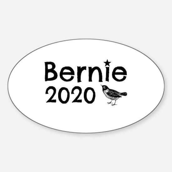 Bernie! Decal