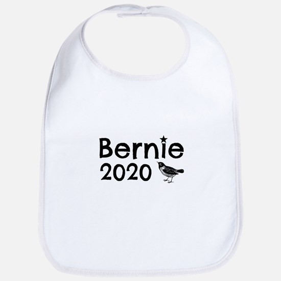 Bernie! Baby Bib