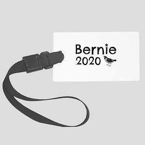 Bernie! Large Luggage Tag