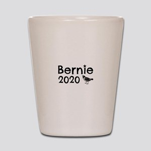 Bernie! Shot Glass