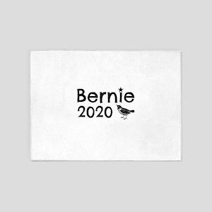 Bernie! 5'x7'Area Rug