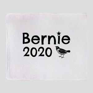 Bernie! Throw Blanket