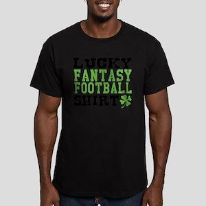 Lucky Fantasy Football Shirt T-Shirt