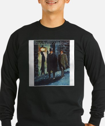 Dark Alley.jpg Long Sleeve T-Shirt