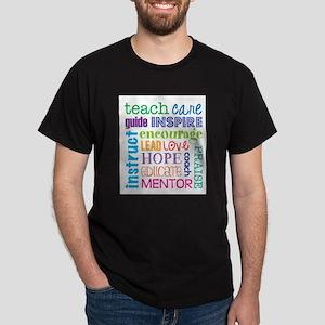 Teacher subway ar T-Shirt