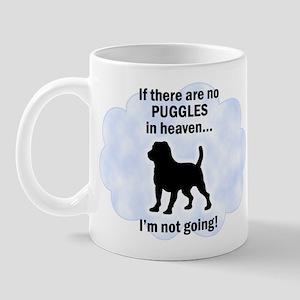Puggles In Heaven Mug