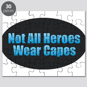 Not All Heroes Wear Capes Puzzle