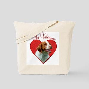 Brittany Valentine Tote Bag