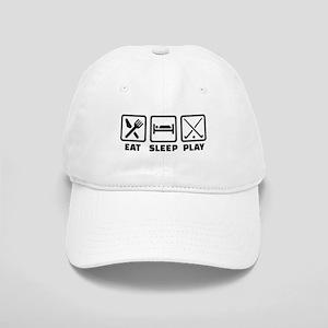 Eat sleep play field hockey Cap