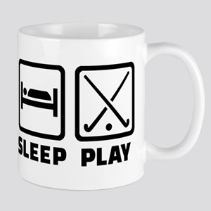 Eat sleep play field hockey Mug