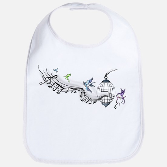 The Key to Freedom Baby Bib