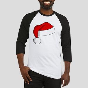 Christmas Mustache Nerd Baseball Jersey