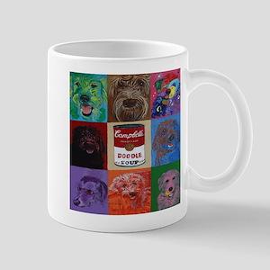 Doodle Soup Mugs