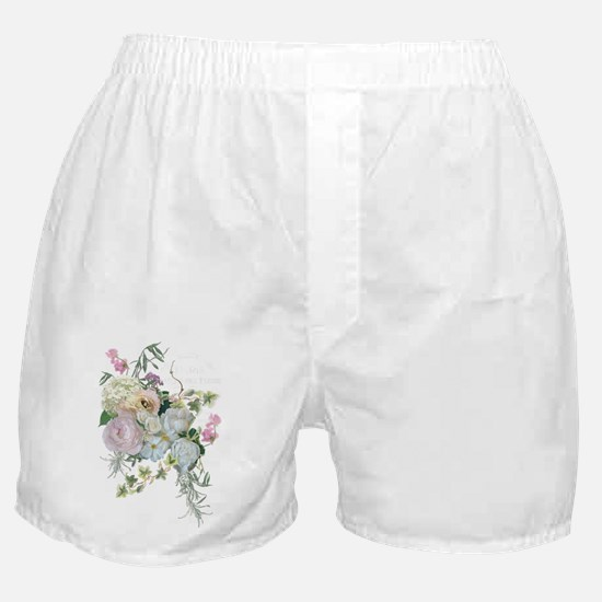 Unique Pink rose Boxer Shorts