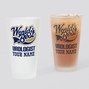 Urologist Personalized Gift Drinking Glass
