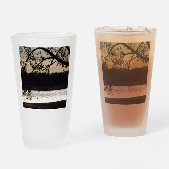 Unique Insulated Drinking Glass