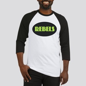 REBELS Baseball Jersey