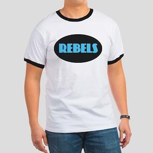 REBELS - Blue T-Shirt