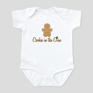 Cookie In Oven Infant Bodysuit