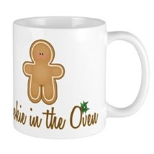 Cookie In Oven Mug