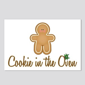 Cookie In Oven Postcards (Package of 8)