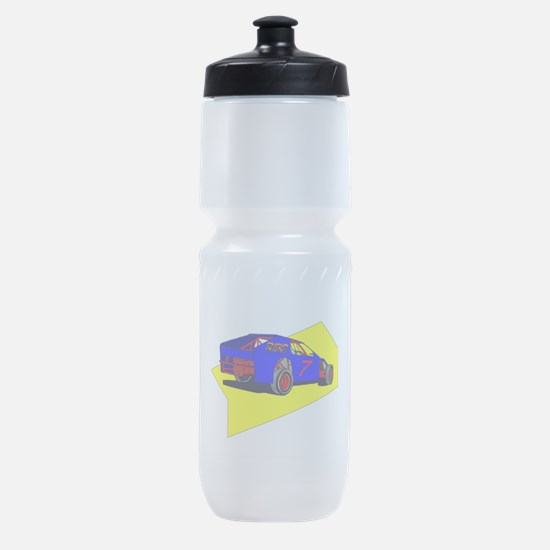Dirt Modified Sports Bottle