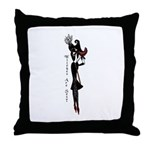Witches Are Sexy Throw Pillow