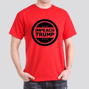 IMPEACH TRUMP Dark T-Shirt