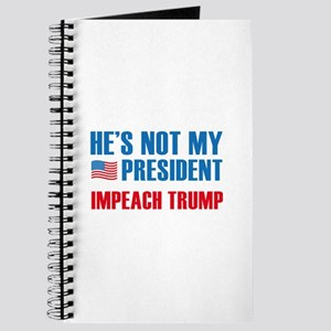 Not My President Journal