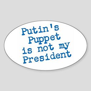 Putins Puppet Sticker
