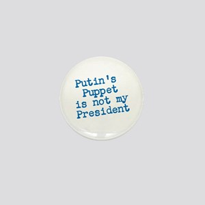 Putins Puppet Mini Button