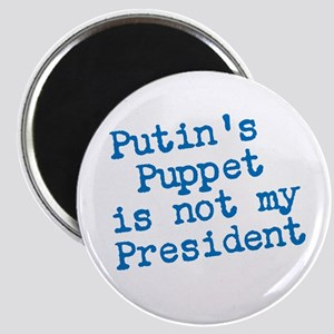 Putins Puppet Magnets