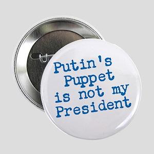 """Putins Puppet 2.25"""" Button"""