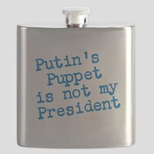 Putins Puppet Flask