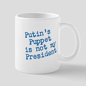 Putins Puppet Mugs