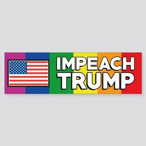 Impeach Trump Bumper Sticker