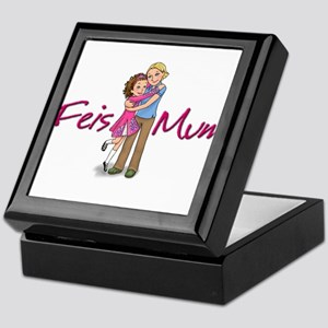 Feis Mum - Irish Dance Keepsake Box