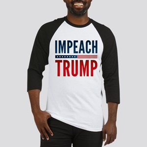Impeach Trump Baseball Jersey