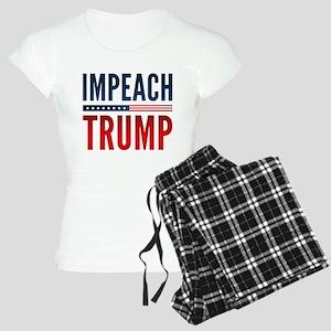 Impeach Trump Women's Light Pajamas