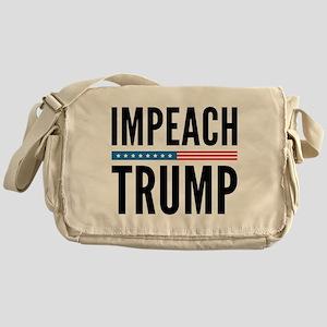 Impeach Trump Messenger Bag