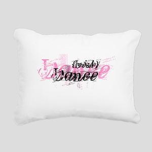 Irish Dance Rectangular Canvas Pillow