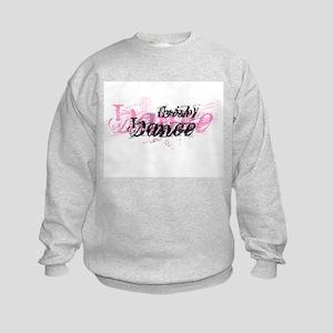 Irish Dance Kids Sweatshirt