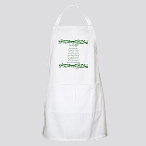 irishprayer Apron
