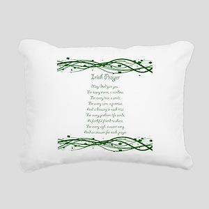 irishprayer Rectangular Canvas Pillow