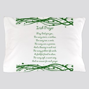 irishprayer Pillow Case