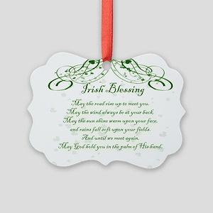irishblessing Ornament
